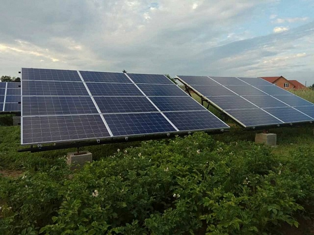 Рада відновила «зелений» тариф для домашніх наземних сонячних станцій