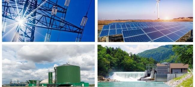 Додаткові 1550 МВт потужностей відновлюваної електроенергетики введено за I півріччя 2019 року!
